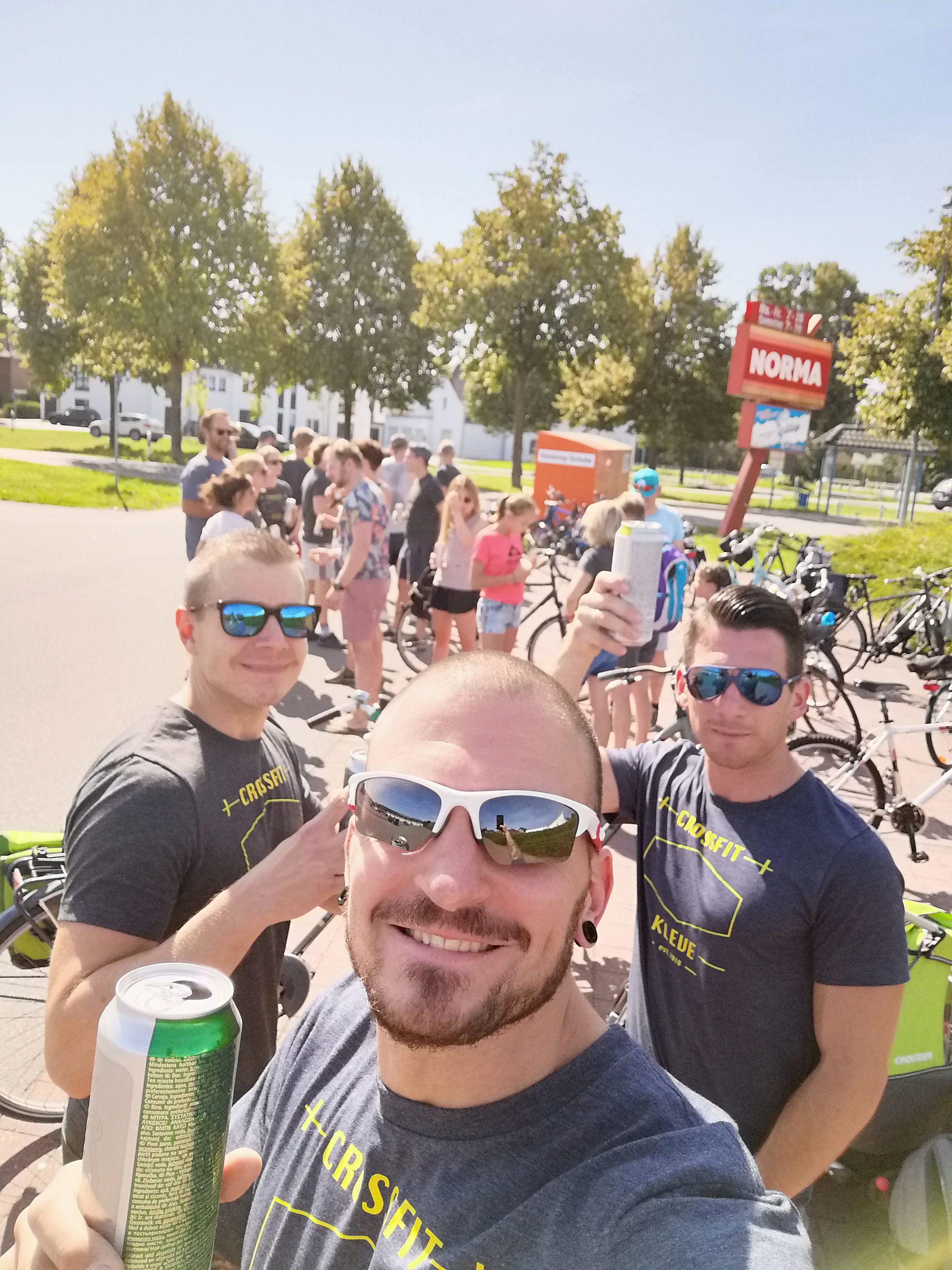 Radtour Sommerfest 2019